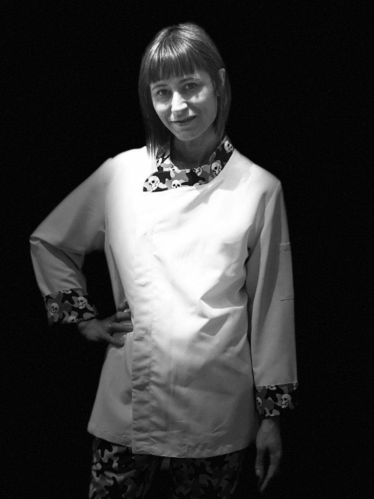 Ana Vela- Chef 5 Sentidos